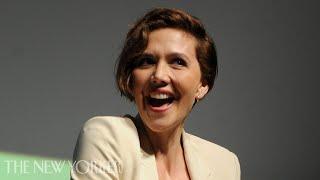 Maggie Gyllenhaal on Feminine Stories | The New Yorker Festival