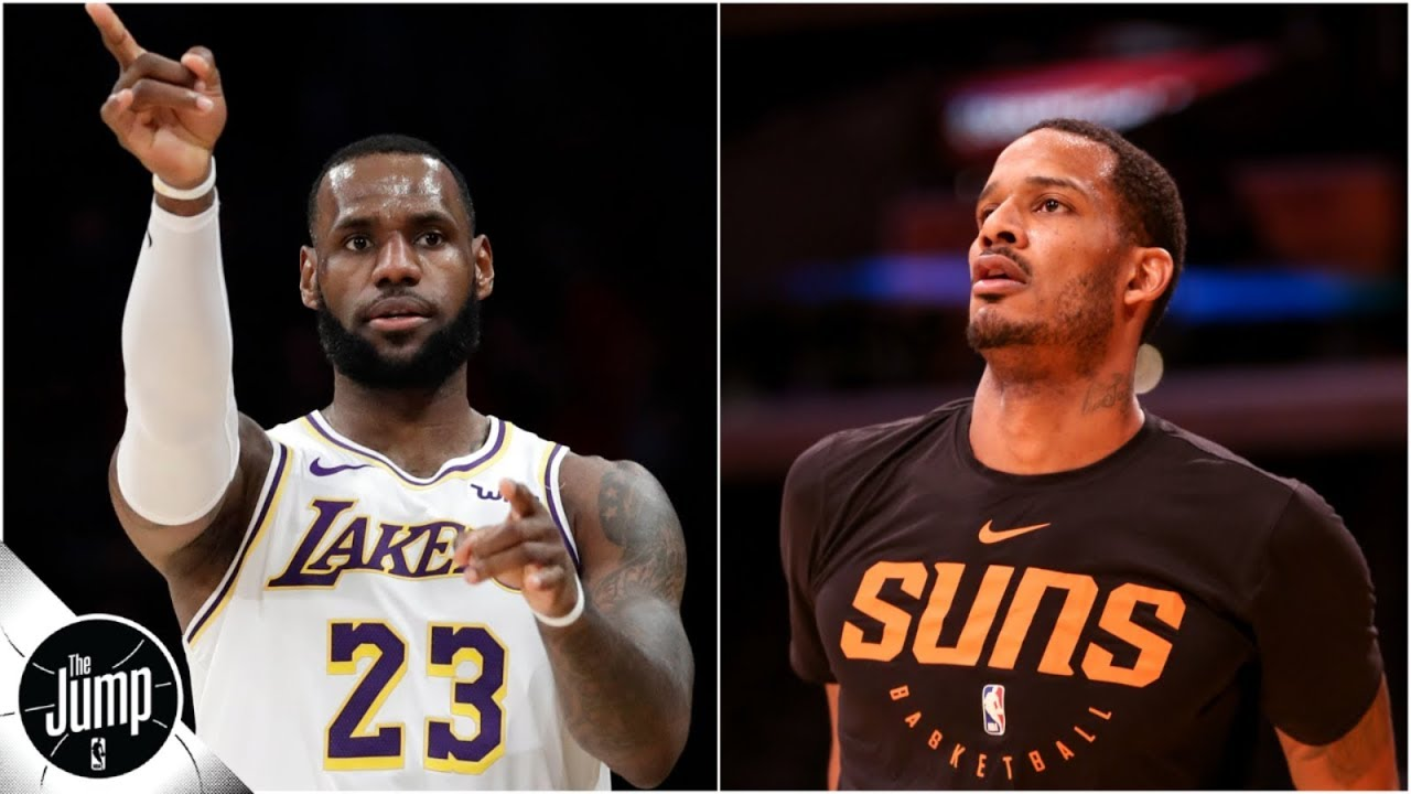 best loved 712f6 3d5d2 Lakers can make conference finals even without Trevor Ariza trade - Marc J.  Spears | The Jump