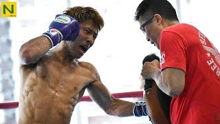 圧倒的強さの怪物!井上尚弥のトレーニング【ボクシング】 | Naoya Inoue - Boxing Monster 井上尚弥 検索動画 24