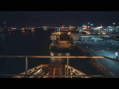 Dublin Port Company Time-Lapse