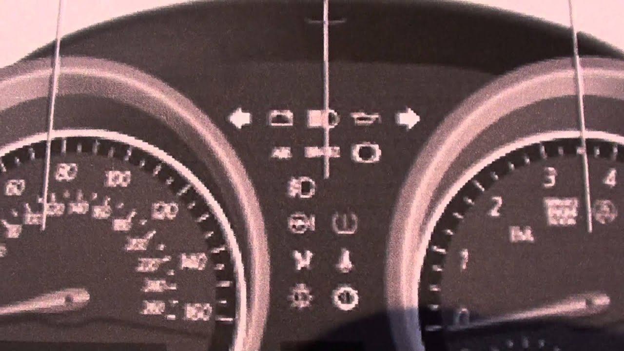 Bmw Z4 Dash Lights Warning Symbols