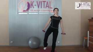 K-vital academy - efektívne cvičenie na chudnutie a tvarovanie postavy Thumbnail