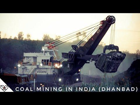 Inside a Hydraulic Mining Shovel machine || Coal Mining in INDIA