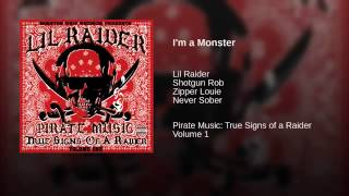 12 i m a monster lil raider ft shotgun rob zipper louie never sober