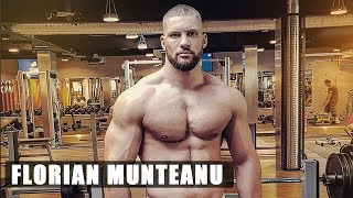 "Florian ""Big Nasty"" Munteanu Hard workout"