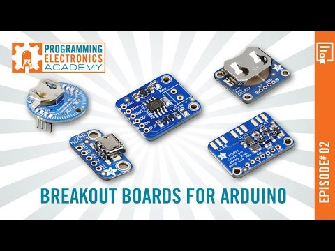 What is a Breakout Board for Arduino