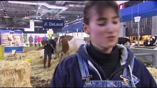 ARRIVÉES DES BÊTES SALON DE L'AGRICULTURE