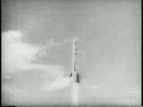 Cosmonaut Titov Orbits Globe 17 Times 1961/8/7