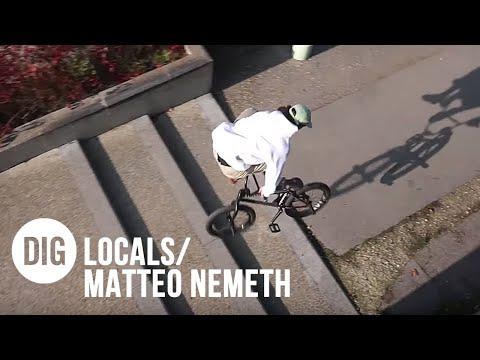 DIG LOCALS - MATTEO NEMETH