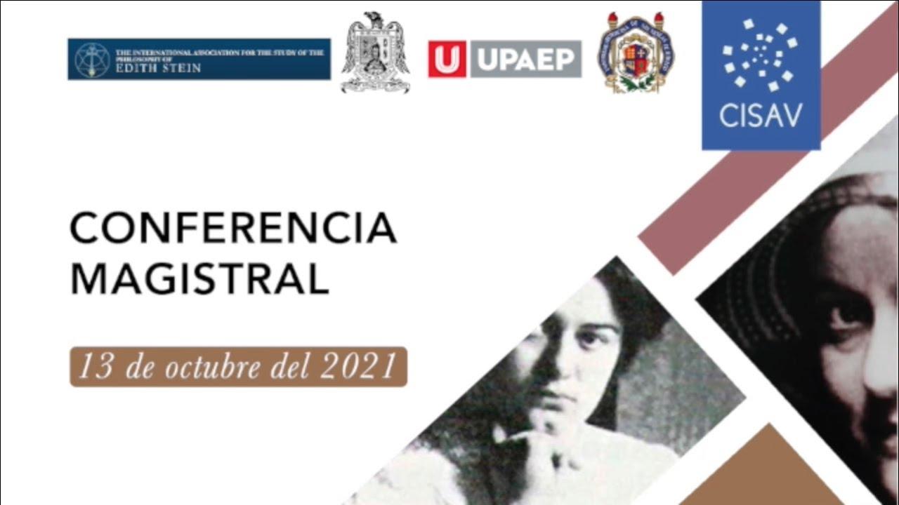 Download Conferencia Magistral El legado de Edith Stein