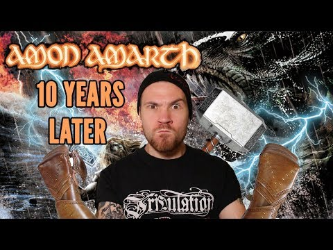 "AMON AMARTH's ""Thunder God"" 10th Anniversary"