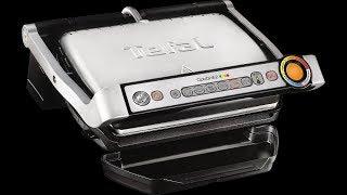 Tefal Optigrill+ GC712D34 Самый крутой гриль!!!  Обзор и приготовление колбасок.