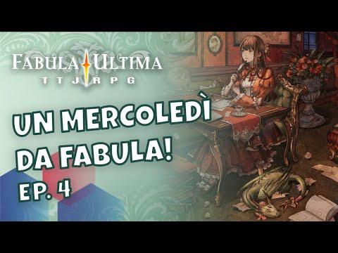 UN MERCOLEDI' DA FABULA - 04 - I JRPG da giocare