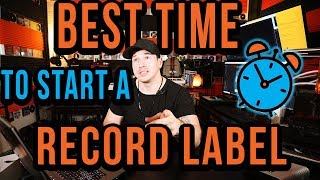When Should You Start Your Own Record Label?