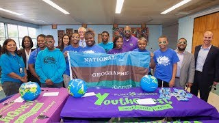 National Geographic Society and Mott Foundation partner for afterschool