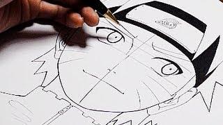 キャラクター描き方講座 アタリをとってキャラを描く thumbnail