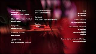 Coke Studio Season 11| Episode 5| Mauj| End Credits