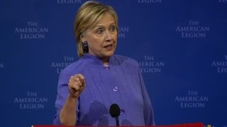 Clinton: One visit doesnt make up year of insults