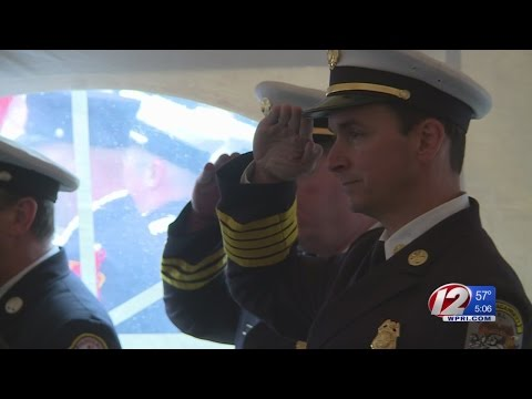 Rhode Island Has Its First Graduating Class From The Fire Training Academy