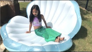 Mermaid Ariel Kind Of Day Pretend Play | Toys Academy