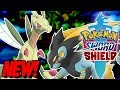 NEW TYPE COMBINATIONS In POKEMON SWORD And SHIELD mp3