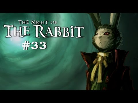 THE NIGHT OF THE RABBIT • #33 - Ein wahrer Baumläufer | Let's Play