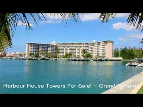 Bahamas Property - Harbour House Towers For Sale!