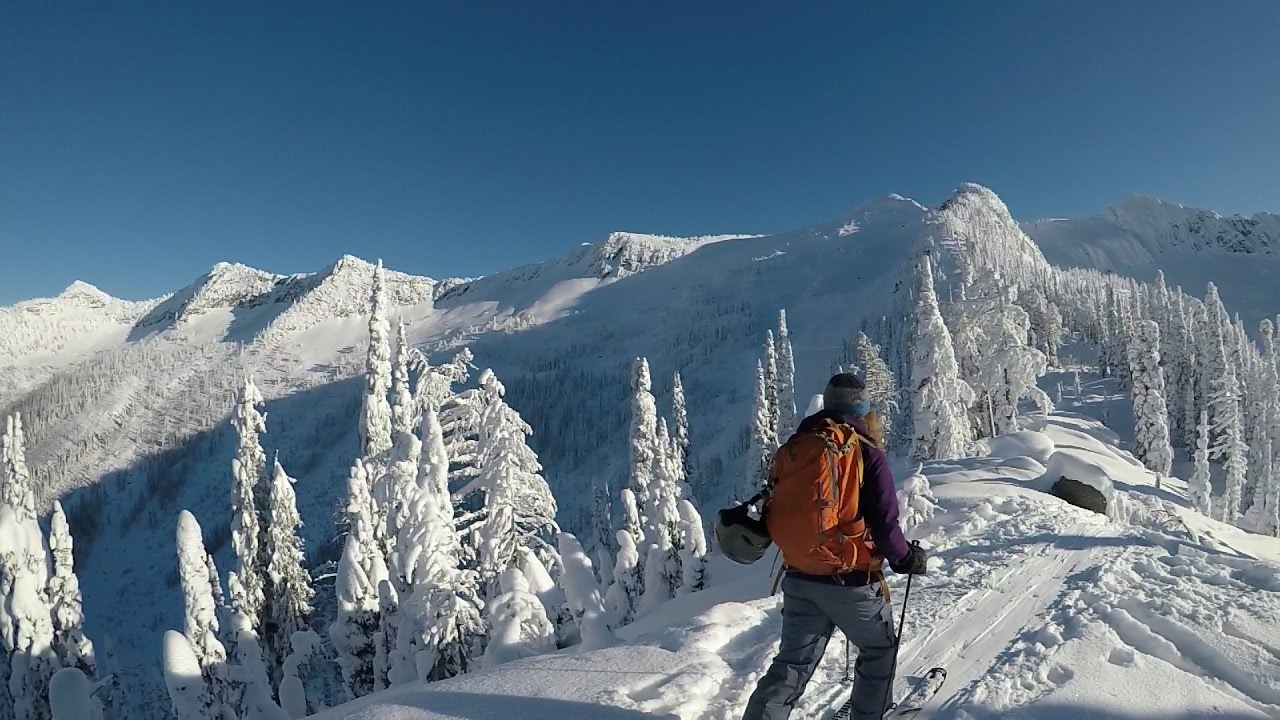 Whitewater backcountry