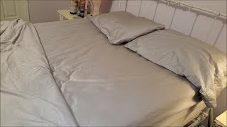 Sheets | Hotel Style | 600 -Thread Count | KimTownselYouTube