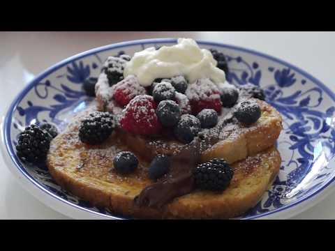 FRENCH TOAST by Sophie's Seasons (recipe in info box)