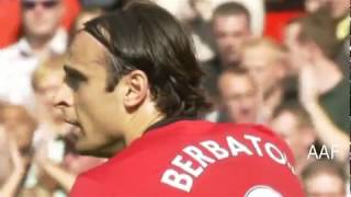Manchester United vs Manchester City 4-3 EPL 2009/10 Classic Match