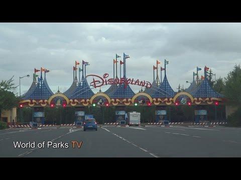 Disneyland Paris & Walt Disney Studios 2015 - Park, Attraktionen  & OnRide - Frozen Summer Fun