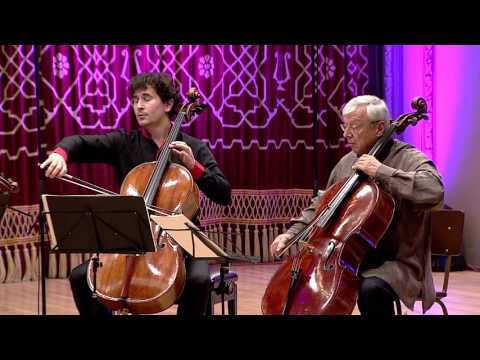 Schubert / 2 Violins, Viola & 2 Cellos  - BELCEA Quartet - Enescu Festival 2015