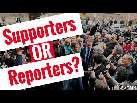 Get Your Mind Right: Are You Surrounded By Supporters Or Reporters