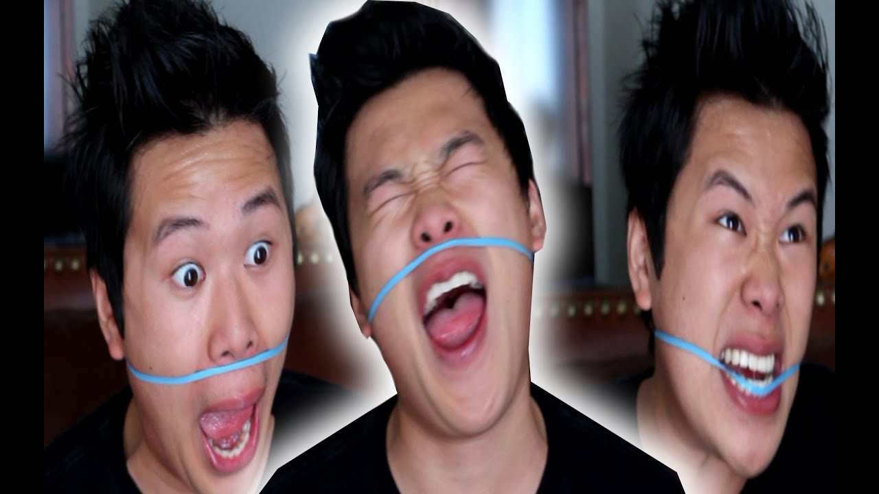 RUBBER BAND CHALLENGE! - YouTube