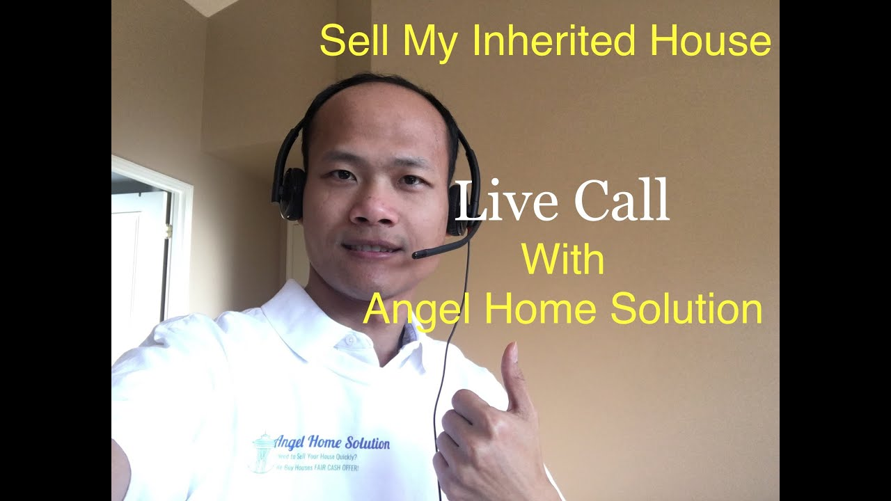 What happen when I call We Buy House Company_Live Call with Amy to sell her inherited house in Kent