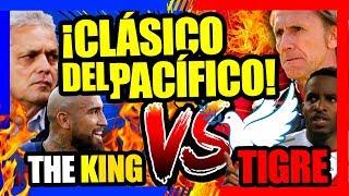 PERÚ VS CHILE - COMPARACIÓN DE JUGADORES  - AMISTOSO 12 DE OCTUBRE