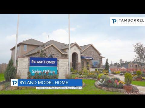 Ryland Homes Cedar Cove Falls At Imperial Oaks