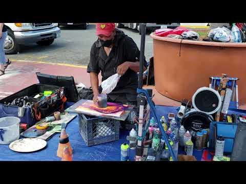 San Juan artist.