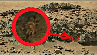 Марс. 7 САМЫХ ЗАГАДОЧНЫХ СЛУЧАЕВ