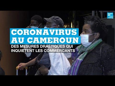 Coronavirus au Cameroun: les mesures drastiques inquiètent les commerçants