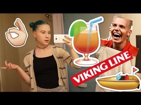 Viking Grace   laivareissu