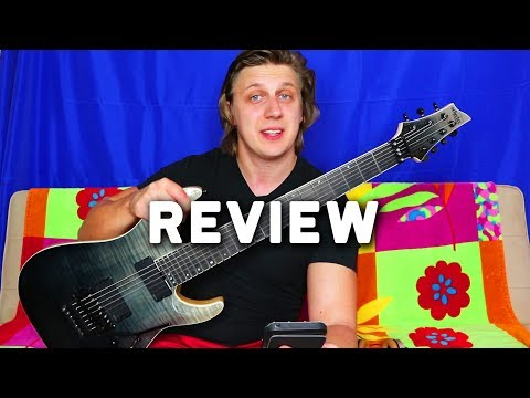 Guitar Review You've been waiting for! [Schecter C-7 FR SLS Elite]