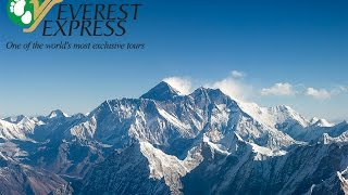 Nepal Mountain Flight - Everest Express with Yeti Airlines, Nepal