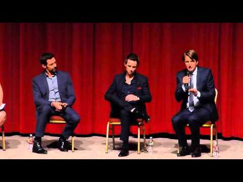 Cast Talkback with Hugh Jackman, Eddie Redmayne, and Tom Hooper