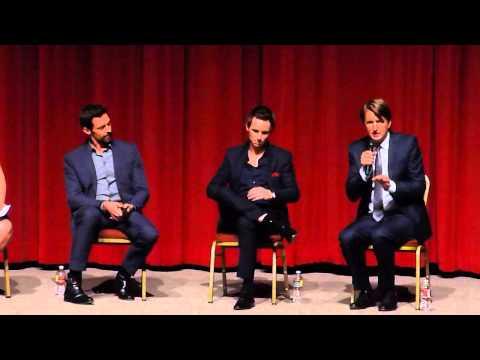 Cast Talkback with Hugh Jackman, Eddie Redmayne, and Tom Hooper