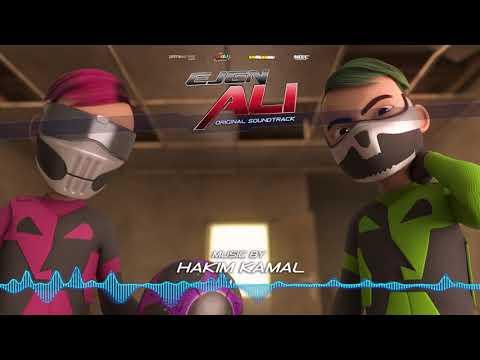 Ejen Ali - Musim 2 Original Soundtrack - Seis dan Siete