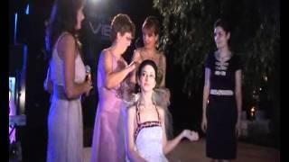Emilia Ghinescu - Fa-ti nasa fina frumoasa - nunta Galati 2011