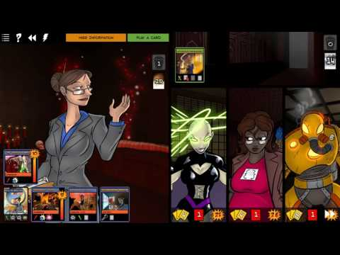 """Let's Play Sentinels of the Multiverse: The Video Game -- Episode 54 """"Ultimate Miss Information 1"""" 