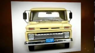 Chevrolet C10 (1965) Sunstar 1364 - 1:18